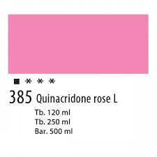 Amsterdam Marker 8-15mm  385 Quinacridone rose