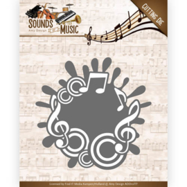 Amy Design - Sounds of Music - Music Label ADD10135