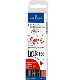 Faber-Castell  Hand-Lettering  Set Love 267115