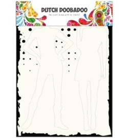 DDD Mask art Silhouette 470.715.801