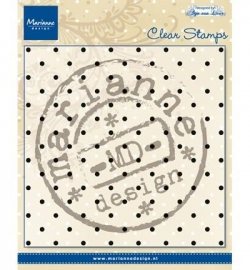 Marianne Design Clearstamp Anja's dots CS0937