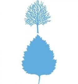 Creatables - Tiny's tree and leaf LR0375