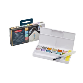 Derwent Metalic Paint Pan set