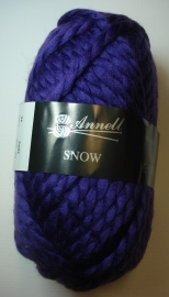 Annell Snow Kleur 3953 Paars