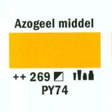 Amsterdam Acrylverf 120ml 269 Azogeel middel