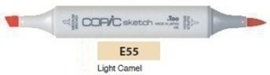 Copic sketch marker E55
