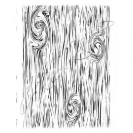 KatzelKraft rubberstempel KTZ97 Wood