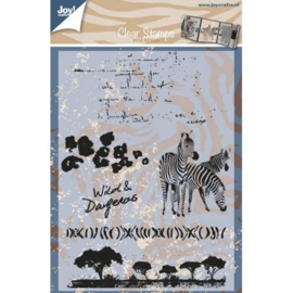 6410/0369 Joy!Crafts Stempel 6410/0369