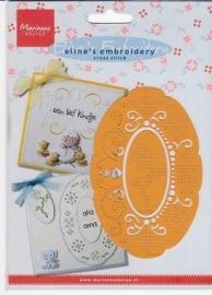 Eline`s embrodery EL8503
