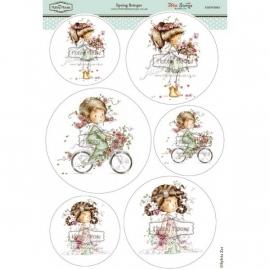 Wee Stamps Spring Bringer HHWS001