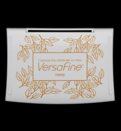 versafine ink Toffee