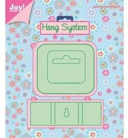 Joy! Cutting - Ophangsysteem 6002/0411