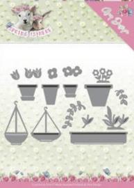 Amy design Flower pots ADD10169