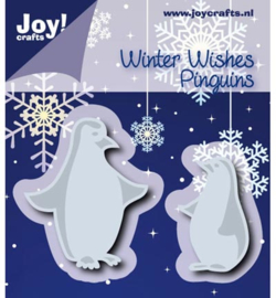 Joy! Snijmal Pinguins (2st) 6002/0582