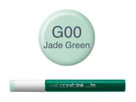 Copic alcohol ink Jade Green G00