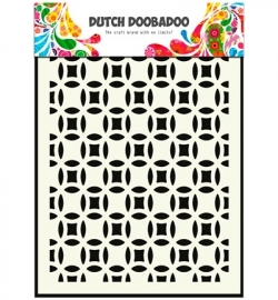 Dutch MaskArt Small Circles 470715019
