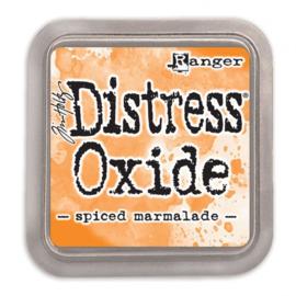 Ranger Tim Holtz distress oxide spiced marmalade