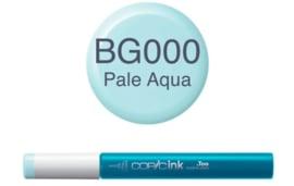 Copic Ink refill Pale Aqua BG000