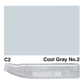 Copic Ink refill Cool Gray C-2