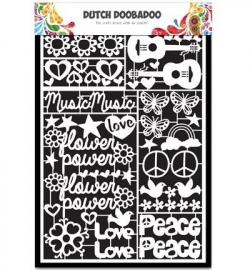 DDD Paper Art Flower Power 472.948.032