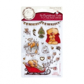 FF Clearstamp Christmas Bells