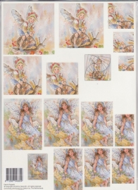 Pyramide fairy poppets 99092/1
