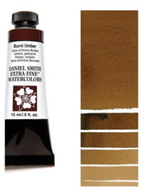 Daniel Smith Watercolour Burnt Umber 5ml