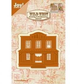 Joy! Cutting & Embossing - Saloon 6002/0425