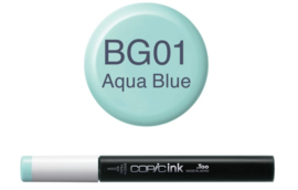 Copic Ink refill Aqua Blue BG01