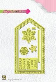 NS Magic Card Dies - Christmas card-1 MCD001