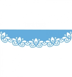 MD Curved border LR0396