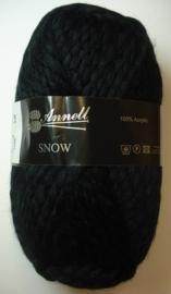 Annell Snow Kleur 3959 zwart