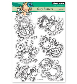 PB clearstamp Fairy Flutters 30-408