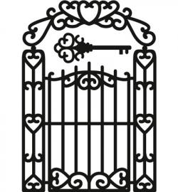 MD Craftables - Garden Gate CR1304