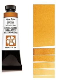 Daniel Smith Watercolour Yellow Ochre  5ml