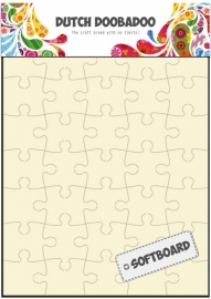 Dutch Doobadoo Dutch Softboard Puzzle - A5 478.007.013