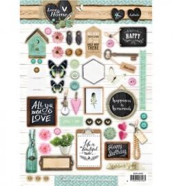SL Love & Home nr.506 Stansvel