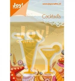 Joy! Cutting & Embossing - Drinkglazen (punt) 6002/0388