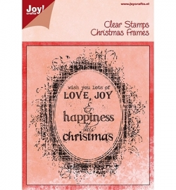 Joy! Clearstamp - Wish you lots of love 6410/0115