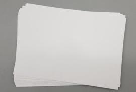 Yupo synthetisch papier 235gr A5, 300Mic 10vellen