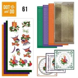 Dot & Do 61 Kleurrijke Kerst