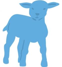 Creatables - Little lamb LR0358