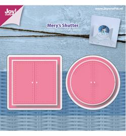 Joy! Snijmal Mery's Luiken 6002/0953