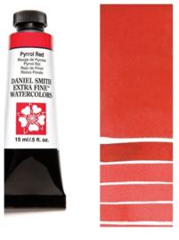 Daniel Smith Watercolour Pyrrol Red 5ml