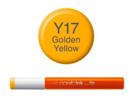 Copic ink Reffil  Golden Yellow Y17