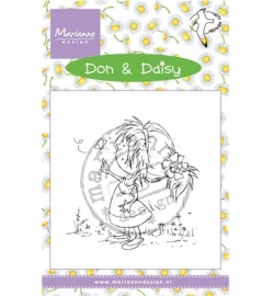 MD Clearstamp Don & Daisy - It's a butterfly DDS3351