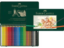 Faber Castell Aquarelpotlood Albrecht Dürer Magnus Etui 24 stuks (FC-116924)