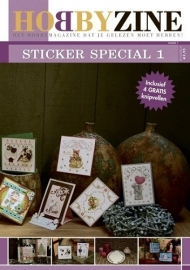 Hobbyzine Sticker special 1
