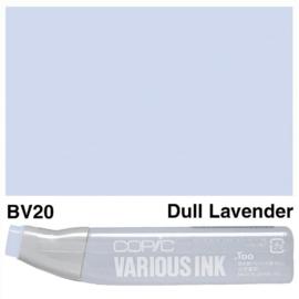 Copic Ink refill Duli Lavender BV20