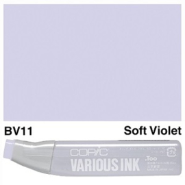 Copic Ink refill Soft Violet BV11